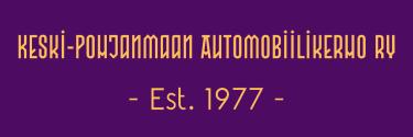 Keski-Pohjanmaan Automobiilikerho ry